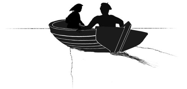 Gunborg och Herbert Bröms