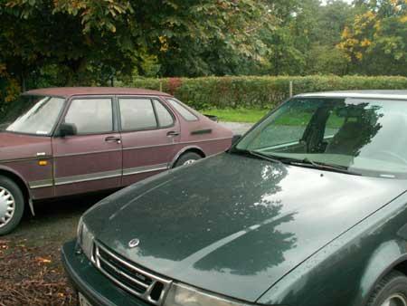 2 miljöbilar