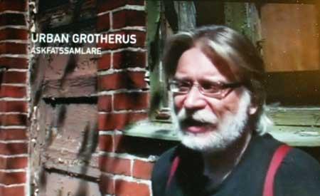 askfatssamlare, Urban Grotherus